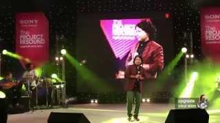 getlinkyoutube.com-Shreya Ghoshal and Kailash Kher live @ Sony Project Resound Web Concert