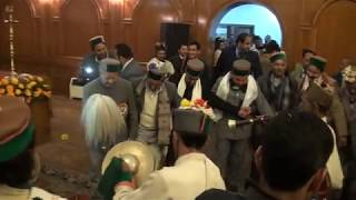 getlinkyoutube.com-Raja Virbhardra Singh CM (HP) Leading Toshim Shimla  2014
