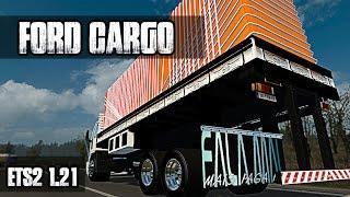 getlinkyoutube.com-Ford Cargo Ets2 1.21