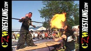 getlinkyoutube.com-CZW Tournament of Death 6: Toby Klein vs. Brain Damage