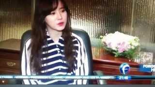 getlinkyoutube.com-Actriz De Corea del Sur Koo Hye Sun visitó México