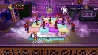 getlinkyoutube.com-The LEGO Movie Videogame - Everything is Awesome!!! - Builders dance