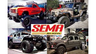 getlinkyoutube.com-SEMA 2015 - the offroad point of view