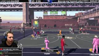 getlinkyoutube.com-NBA 2k15 Armless Man Hack/Glitch Online on myPark