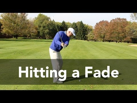 """How to Hit a Fade"" in Golf like a Pro"
