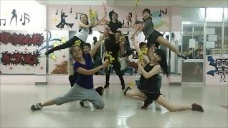 getlinkyoutube.com-Xuân yêu thương - Demo pratice - Goldstar Dance Club