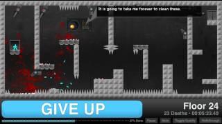 getlinkyoutube.com-Give Up-Full Walkthrough (All Levels)