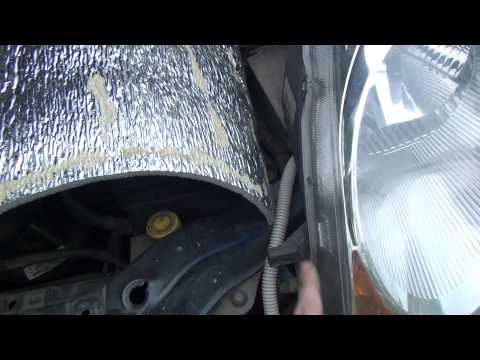 Расположение ремня генератора у Nissan АД