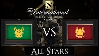 getlinkyoutube.com-Dota 2 The International 2015 All Stars Match Team N0tail vs Team Chuan