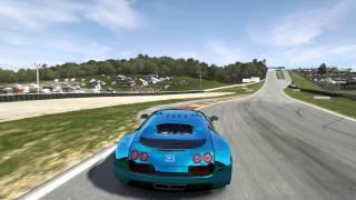 getlinkyoutube.com-Forza Motorsport  5 - Bugatti Veyron on Road America | Xbox One (60fps)(1080p)
