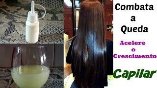 getlinkyoutube.com-😍 Como fazer o cabelo parar de cair e crescer muito rápido!
