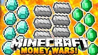 """getlinkyoutube.com-Minecraft MONEY WARS """"THE MONEY NINJA!"""" #4 with PrestonPlayz & Kenny"""