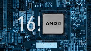 getlinkyoutube.com-AMD 16-CORE 'Zen' Processor Leaked?