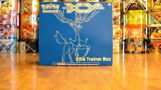 getlinkyoutube.com-Pokemon TCG Elite Trainer Box Opening: XY