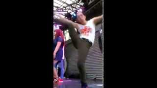 getlinkyoutube.com-Best Asian Girl Dancing Gentleman - PSY