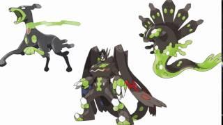 getlinkyoutube.com-Pokemon Cries - Zygarde