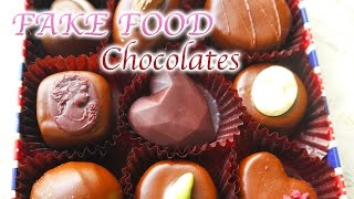 getlinkyoutube.com-Sweets Deco Chocolates 食べられないチョコレートの作り方