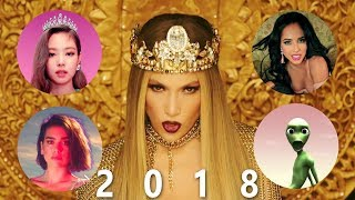 Top 100 Most POPULAR Songs of 2018 I Hit Songs 2018 width=