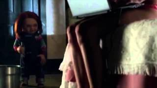 Curse Of Chucky   'Jill's Death' Scene