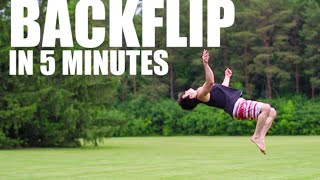getlinkyoutube.com-Learn How to Backflip in 5 Minutes | ASAP