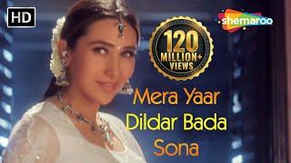 getlinkyoutube.com-Mera Yaar Dildar Bada Sona - Jaanwar Songs - Akshay Kumar - Karisma Kapoor - Sukhwinder Singh