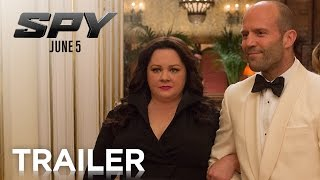 getlinkyoutube.com-Spy | Official Trailer 2 [HD] | 20th Century FOX