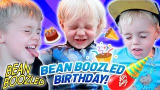 BEAN BOOZLED Birthday Party! width=