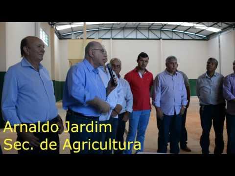 Inauguração Silo e Fabrica de Ração da COOARPA