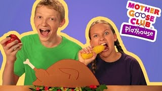 getlinkyoutube.com-Thanksgiving Day | Mother Goose Club Playhouse Kids Video