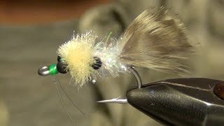 Cracked Crab Bonefish Fly Tying Instructions, Recipe and Tutorial