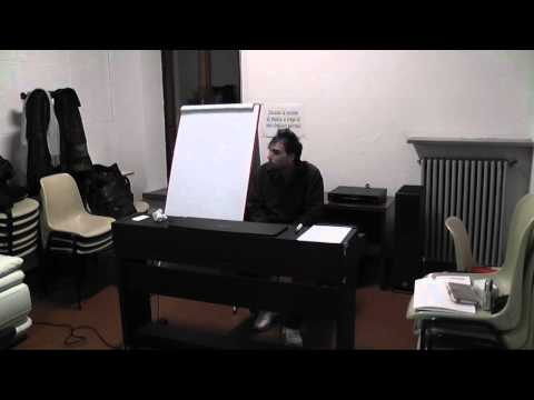 Accompagnamento Pianistico Moderno - Christian Salerno (Parte 3)