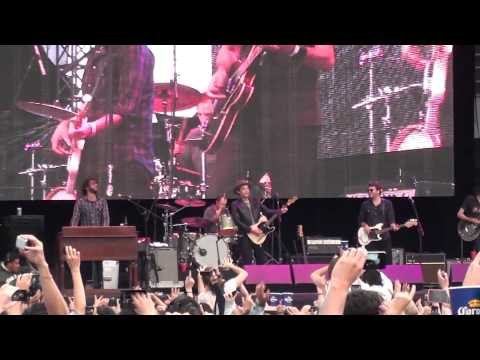 One Headlight - The Wallflowers @ Corona Capital 2012