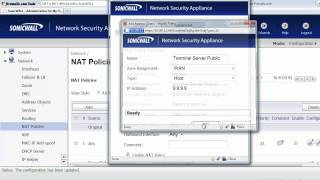 getlinkyoutube.com-SonicWALL NAT Policy Settings Explained