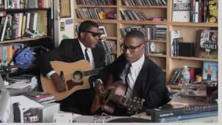 getlinkyoutube.com-Raphael Saadiq: NPR Music Tiny Desk Concert
