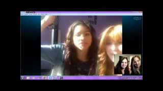 getlinkyoutube.com-My Skype session with Bella Thorne and Zendaya!