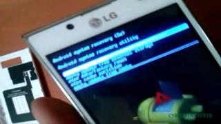 getlinkyoutube.com-FORMATEAR LG OPTIMUS L7 P700 HARD RESET