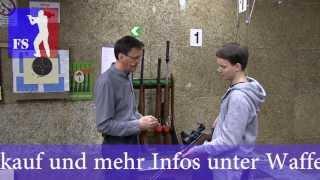 getlinkyoutube.com-Präsentation Luftgewehre Weihrauch HW 97 und HW 77
