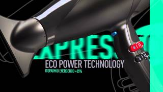 Express Eco Hair Dryer by GA.MA Italy