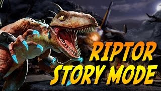 getlinkyoutube.com-RIPTOR STORY MODE: Killer Instinct S2 (Developer Commentary/Intro)