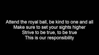 getlinkyoutube.com-Barbie Rock n royals When your a princess (lyrics fixed)