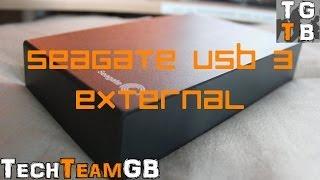 getlinkyoutube.com-Seagate Expansion 4TB Desktop External USB 3.0 Hard Drive Review
