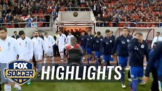 Greece vs. Bosnia and Herzegovina   2016 European Qualifiers