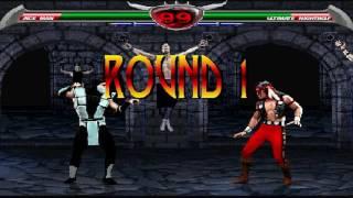 getlinkyoutube.com-Mortal Kombat Chaotic - Aice Man playthrough