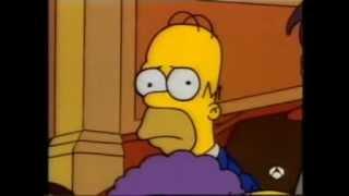 getlinkyoutube.com-Bart lee el pensamiento de Homer