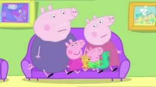 getlinkyoutube.com-PEPPA PIG... Cūciņa pepa. (LV) Latviešu valodā.