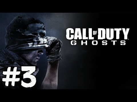 Call Of Duty Ghosts - Playthrough #3 [fr][hd]