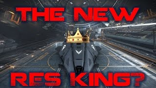 getlinkyoutube.com-Elite: Dangerous 2.0 - Federal Assault Ship: The New RES King?