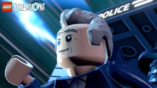 getlinkyoutube.com-LEGO: Dimensions - Doctor Who - Part 6 [PS4 Gameplay, Commentary]