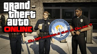 getlinkyoutube.com-[Grand Theft Auto V] Du rôle play sur GTA Online possible avec l'arriver des braquages ?