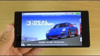 getlinkyoutube.com-Sony Xperia Z5 Premium Gaming - Real Racing 3! (4K)